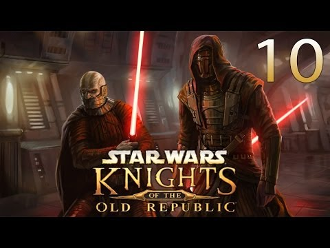 Star Wars: Knights Of The Old Republic (10) База Ситхов