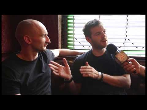 Mike Skinner & Rob Harvey about their lifestyles