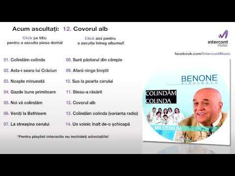 Benone Sinulescu și Millenium - Covorul Alb (12/14) [Colindăm Colinda]