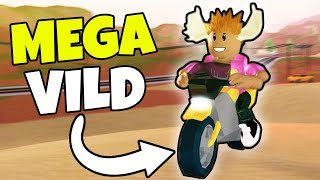 BUY motorcycle in the JAILBREAK! -Danish Roblox: Jailbreak