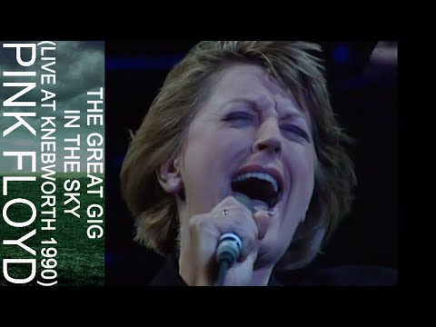Pink Floyd - The Great Gig In The Sky (Live at Knebworth 1990)