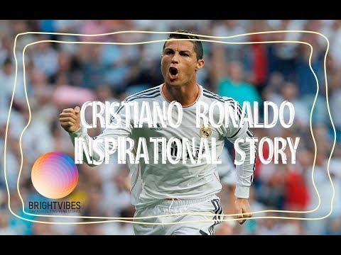 Cristiano Ronaldo's Incredibly Inspiring Story