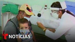 Cuba vacuna contra el COVID-19 a niños mayores de 2 años |