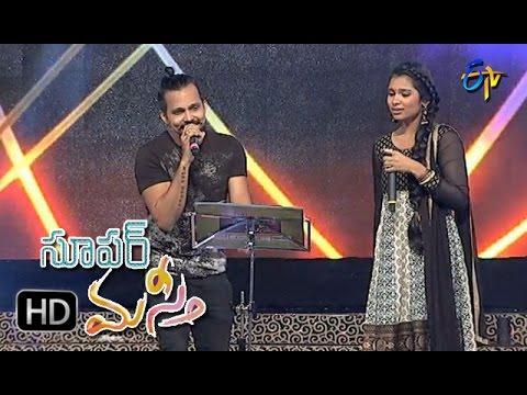 Ninna Kuttesinaadi Song|Ranjith,Manasi Performance | Super Masti | Chilakaluripet | 16th April 2017