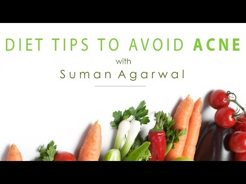 Foods To Avoid For Acne | Nutrition With Suman Agarwal