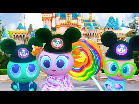 Brinquedos Distroller Ksi Meritos Vão Pra Disney e Churro Se Perde -Brinquedonovelinhas