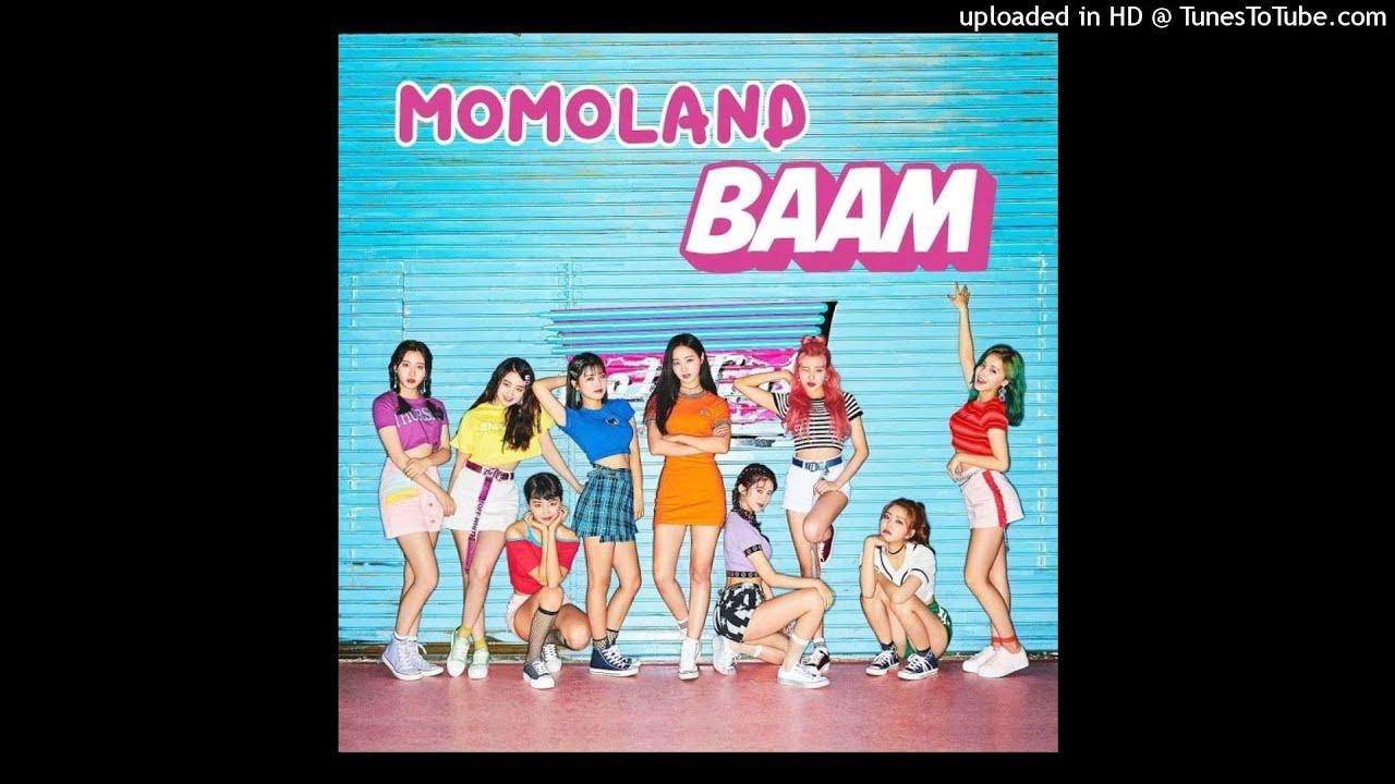 MOMOLAND – Baam (Instrumental)