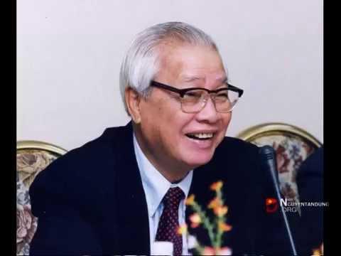 Cố Thủ tướng Võ Văn Kiệt trả lời phỏng vấn BBC