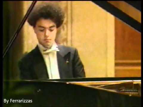 Evgeny Kissin Plays Liszt La Campanella