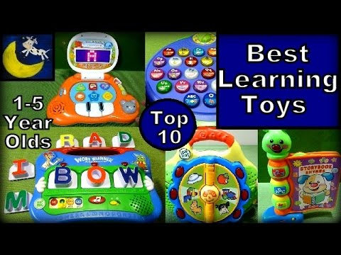 Top 10 Best Educational Toys for Toddlers to Preschoolers ...