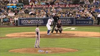 Giants vs. Dodgers 14.09.2013 [Full Game HD]