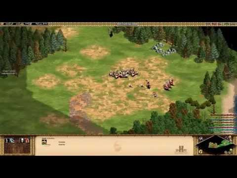 Age of Empires II HD Edition Barbarossa Campaign Part 1 The Holy Roman Emperor