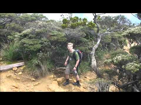 Climbing Mt Kinabalu - Part 2 - The Climb