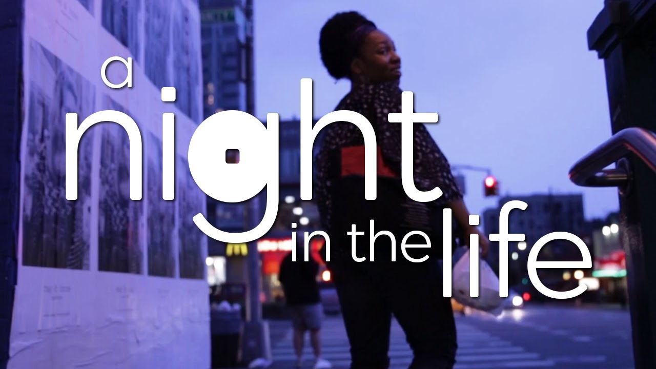 A NIGHT IN THE LIFE: Charenee Wade (Episode One)