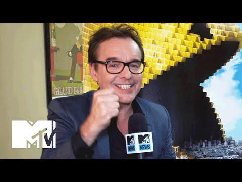 Director Chris Columbus Talks 'Pixels', 'Gremlins', 'Goonies', & 'Fantastic Beasts' | MTV News