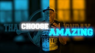 TGIM | CHOOSE AMAZING