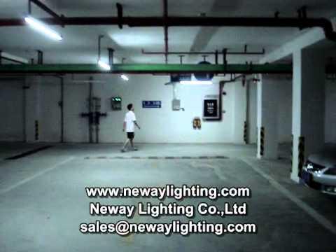 Pir Sensor Motion Sensor Garage T8 Led Fluorescent Tube