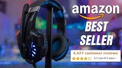 Best Selling Gaming Headset on Amazon. Is It Any Good?