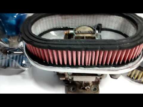Filtro de Ar esportivo CHT Ford