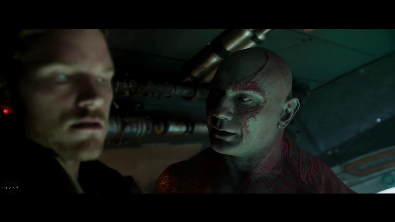 Download Guardians Of The Galaxy (2014) IMAX Blu-ray CLIP | Star-Lord Gets His Walkman Back (Scene) | HD
