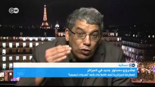 زيدان خليف: الرئيس الجزائري لا يستطيع تعيين رئيس الوزراء حسب رغبته