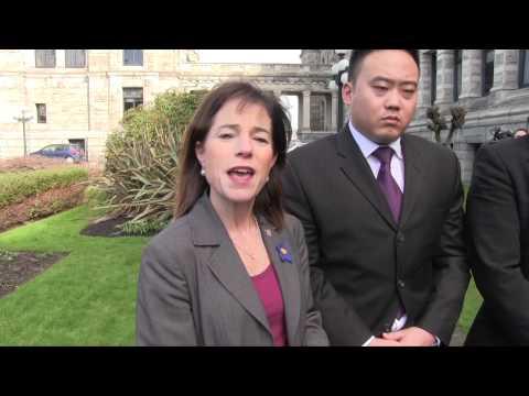 New Democrats Introduce Bill to bring Silver Alert to BC