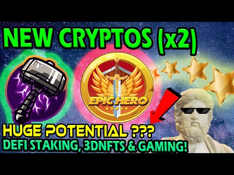 NEW CRYPTO  🚀 THOREUM.FINANCE & EPIC HERO NFT GAME 💰 BIG POTENTIAL ? 🚀 NEW CRYPTOS & DEFI 📡
