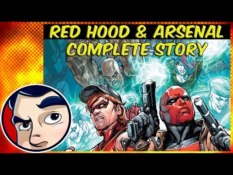 Red Hood and Arsenal