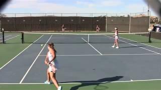 Heritage High School: Girls Tennis 9-11-18