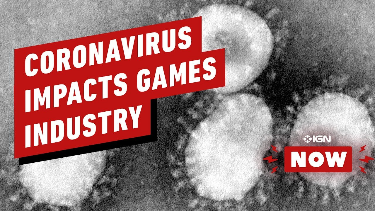 How Coronavirus Is Impacting the Games Industry thumbnail