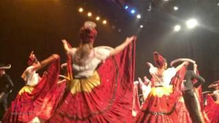 Ballet de Amalia Hernández regresa a Chile tras 25 años de ausencia