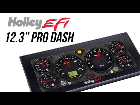 Holley EFI 12.3