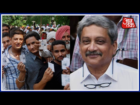 Polling in Goa Begins; Manohar Parrikar Among Early Voters