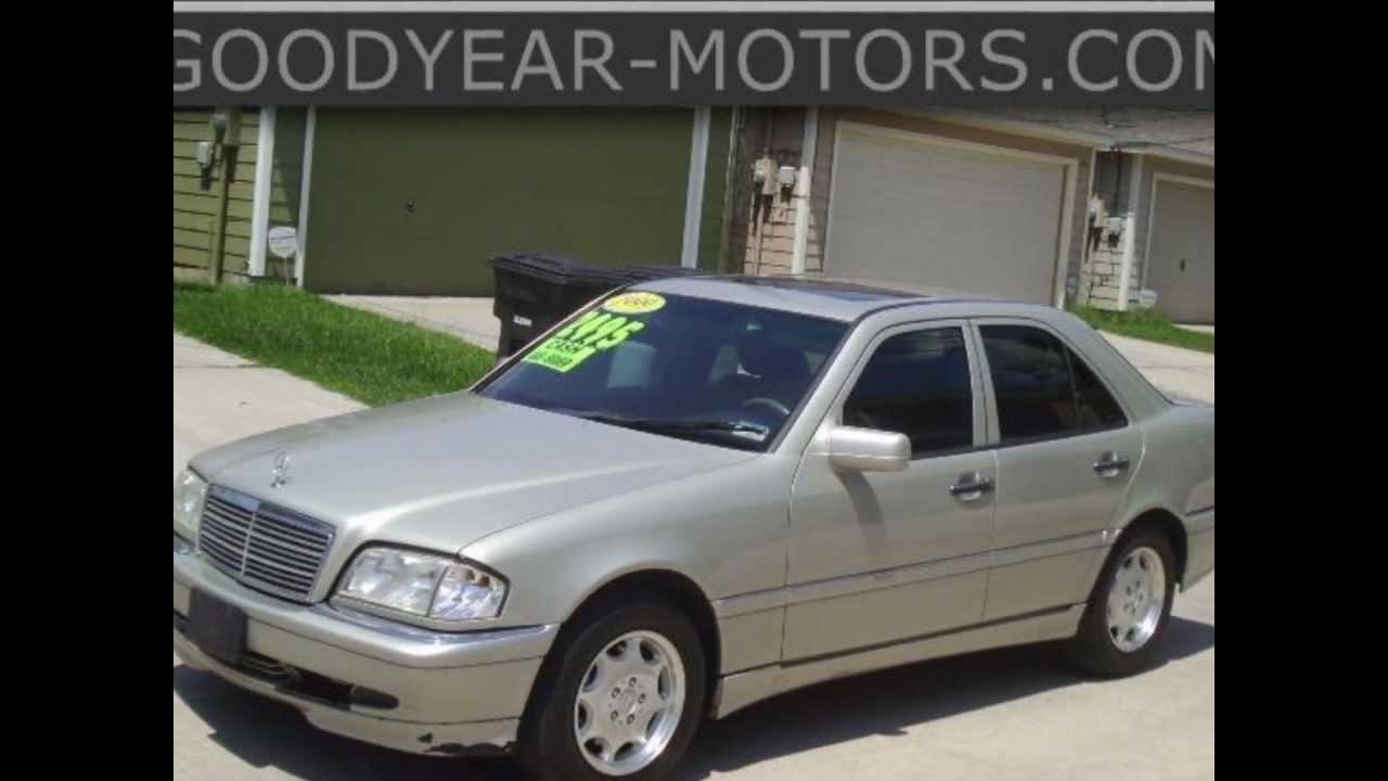 1999 Mercedes Benz C230 - Cheap Luxury Car For Sale ...