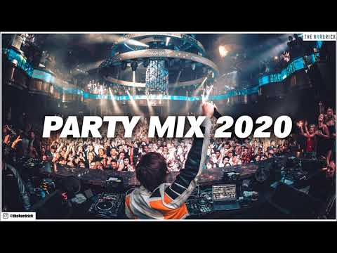 Party Mix 2020 - Best EDM & Electro House Party Mashup Music