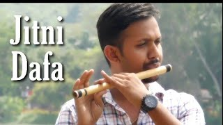 Jitni Dafa Flute | PARMANU | Yasser Desai,Jeet Gannguli | Nishant Flute | Bansuri