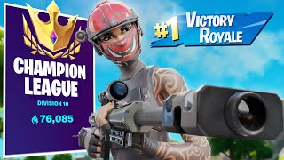 The Controller Player Who Dominates Solo Arena! (76,000+ Points!)