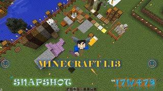 Minecraft1.13   Nueva Snapshot Es 17w47b Nuevas Cosas