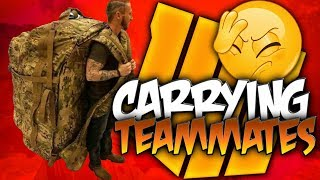 Carrying In Black Ops 4, Again... (BO4 Live)