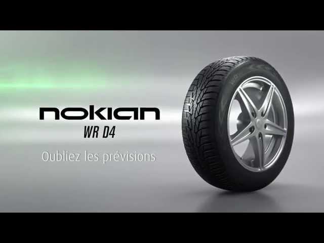 Nokian WR D4 (French)