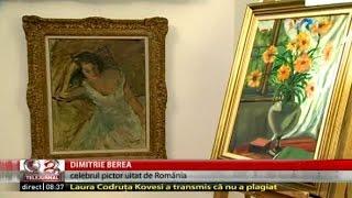 Dimitrie Berea, celebrul pictor uitat de România