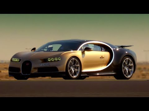 The Bugatti Chiron | Top Gear Series 24 | BBC