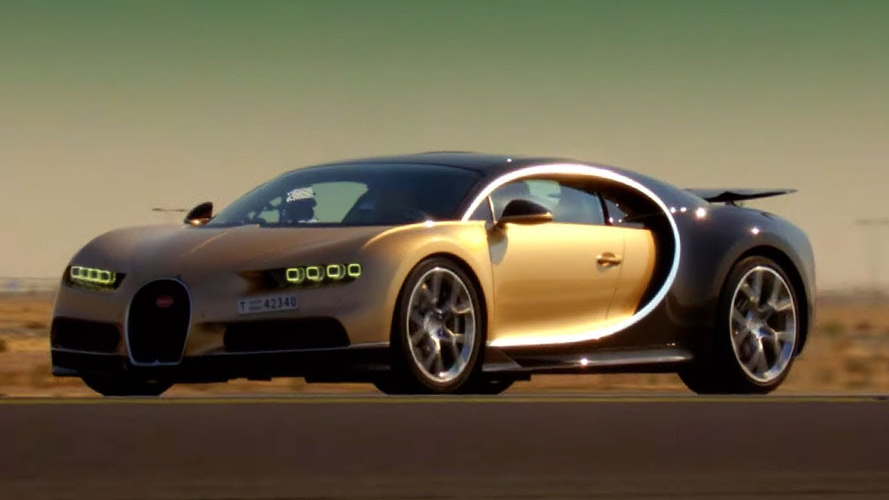 The Bugatti Chiron Top Gear Series 24 Bbc