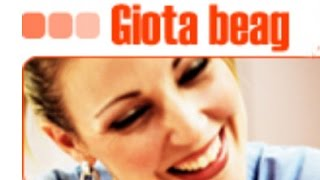 Giota Beag,1,Irish Gaeilge Language learning course for semi beginners, BBC NI, Bain Giota De Learn
