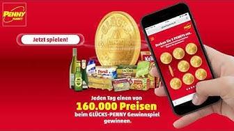 Das GLÜCKS-PENNY Gewinnspiel