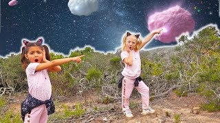 We Discovered New Creatures While Hiking (watch them transform)!?!