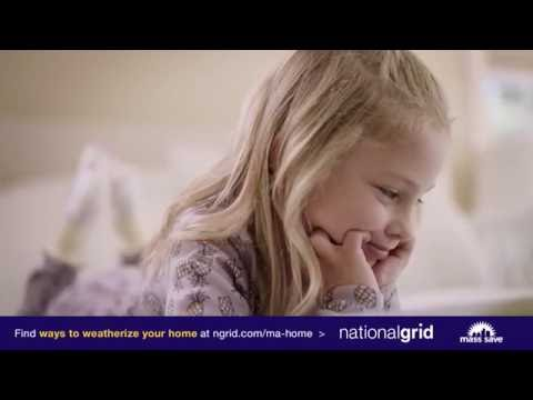National Grid: Home Energy Assessments - Superheros