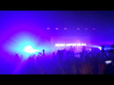 Above and Beyond at Marathon Music Works
