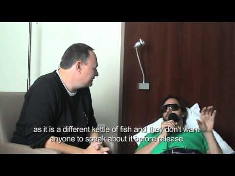 Green & Blue 2010: Ricardo Villalobos Interview