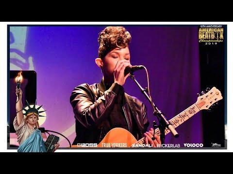 Butterscotch Showcase | ABCX | American Beatbox Championships 2019
